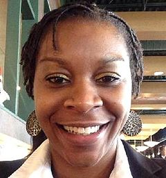 Image from Sandra Bland's LinkedIn account
