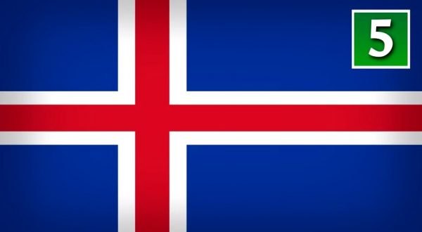 Iceland has the smallest population of a NATO country and it's the only one with no standing army. (Screenshot/YouTube)