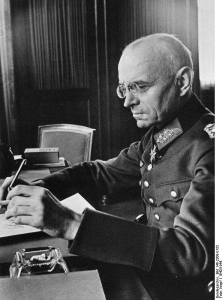 General Alexander von Falkenhausen (Image: Wikipedia)