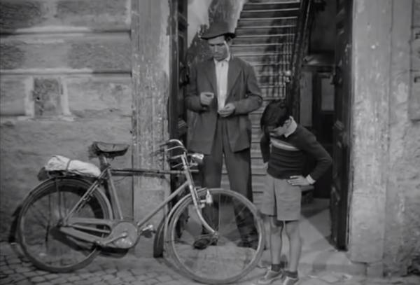 Bicycle Thieves / Vittorio De Sica (Screenshot/YouTube)