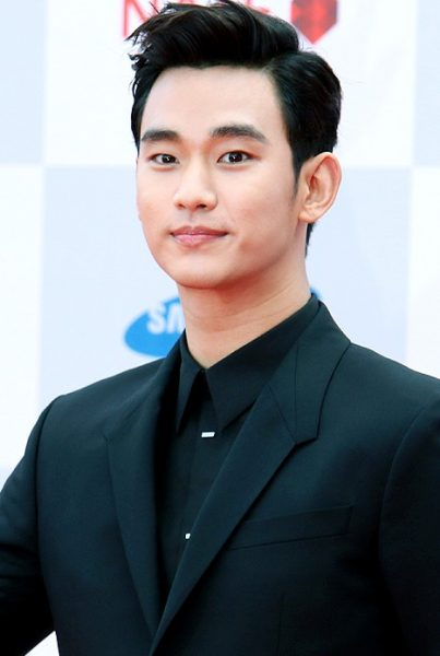 """Kim Soo-hyun at the Seoul Drama Awards, 4 September 2014 01"" by stay in memory - http://stay-in-memory.tistory.com/entry/140904-서울-드라마-어워즈. Licensed under CC BY 2.0 kr via Wikimedia Commons - https://commons.wikimedia.org/wiki/File:Kim_Soo-hyun_at_the_Seoul_Drama_Awards,_4_September_2014_01.JPG#/media/File:Kim_Soo-hyun_at_the_Seoul_Drama_Awards,_4_September_2014_01.JPG"