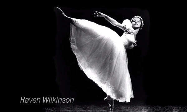 Raven Wilkinson was the first African-American woman to dance for a major ballet company. (Screenshot/YouTube.)