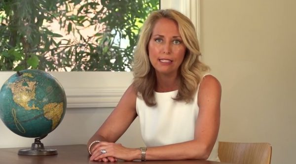 Former CIA operative Valerie Plame Wilson. (Image: Screenshot/YouTube)