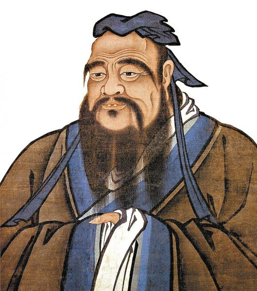 Confucianism has had the most profound and long lasting influence in China's history. (Image: singpao.com)