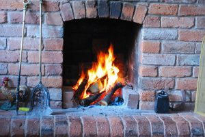 The ash from your fireplace, that would normally would be thrown out, is a friend in the garden(Image:ArunMarsh/flickr)