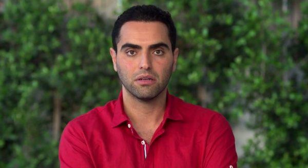 Iranian-American actor Farshad Farahat. (Image:Screenshot/YouTube)