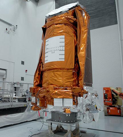 Kepler in Astrotech's Hazardous Processing Facility.