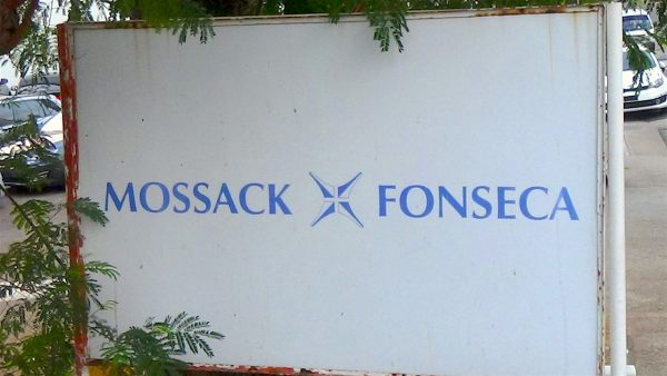 Mossack Fonseca linked to Panama Papers, Company sign. (Image: Valenciano/Wikimedia)