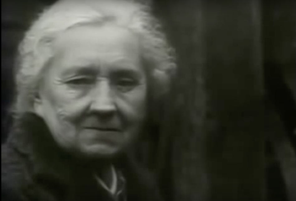 Jadvyga Čiurlionytė collected songs from the elders before the culture would be lost under Soviet rule. (Image: Baltic folk via YouTube/Screenshot)