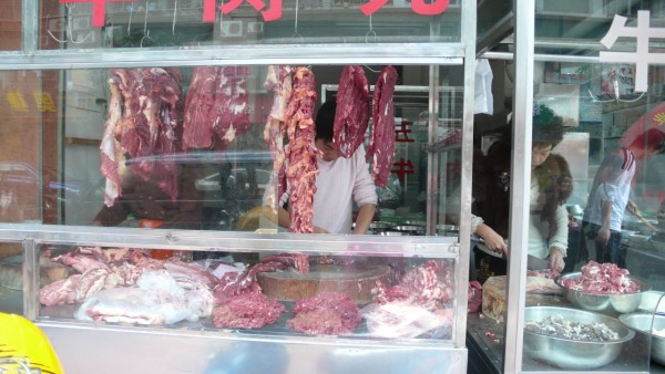 Laocai was a butcher who had killed countless animals. (Image: JMGS/Jellymon via flicker / CC BY-NC-ND 2.0 )