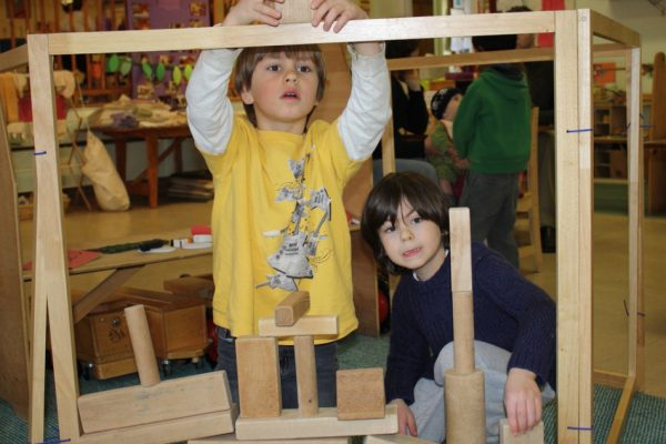 Children want to be successful in the game or activity to win praise. (Image: Wellspring Community School via flicker / CC BY 2.0 )
