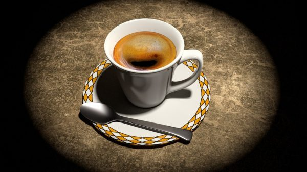 The research could allow users to fine-tuning a machine for a particular grain size and the water flow pattern, resulting in a perfect cup of coffee every time! (Image: pixabay / CC0 1.0)