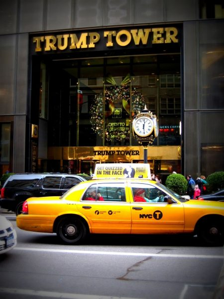 He opened the atrium of Trump Tower to hundreds of people forced to evacuate their homes. (Image: pixabay / CC0 1.0)