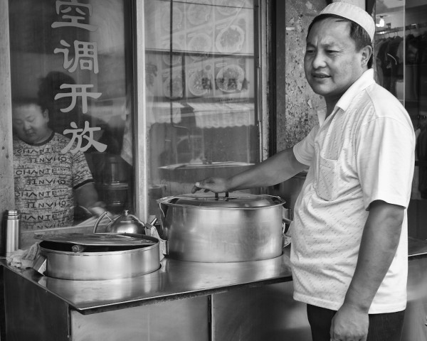 Zhang Jin-So was the owner of a small bean curd soup restaurant in China. (Image: DaiLuo via flickr / CC BY 2.0 )