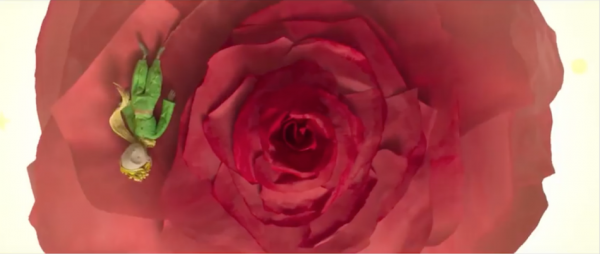 """""""You become responsible forever for what you've tamed. You're responsible for your rose."""" (Image: Paramount Pictures via YouTube/Screenshot)"""