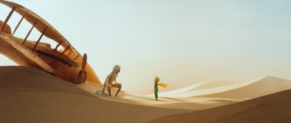 """""""All grown-ups were once children... but only few of them remember it."""" Antoine de Saint-Exupéry, The Little Prince. (Image: Paramount Pictures via YouTube/Screenshot)"""