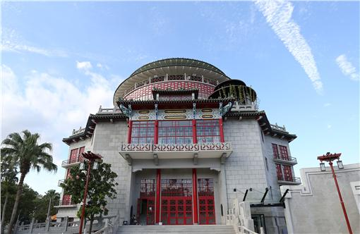 The former building of the National Taiwan Science Education Center situated at the Nanhai Education Park in Taipei City (Image: National Taiwan Craft Research and Development Institute)