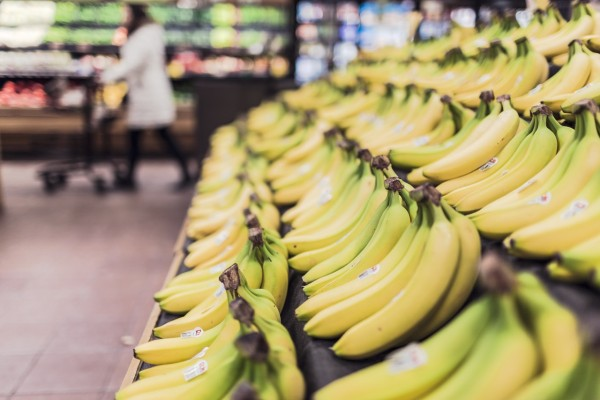 The nutrients in bananas have a calming and soothing effect on the nervous system, which makes them a mood food. (Image: pixabay / CC0 1.0)