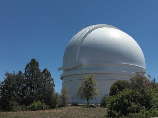 "In the mid-1960s, she was granted access to San Diego's prestigious Palomar Observatory, an old boys' club so infamous astronomers called it ""the monastery."" (Image: pixabay / CC0 1.0)"