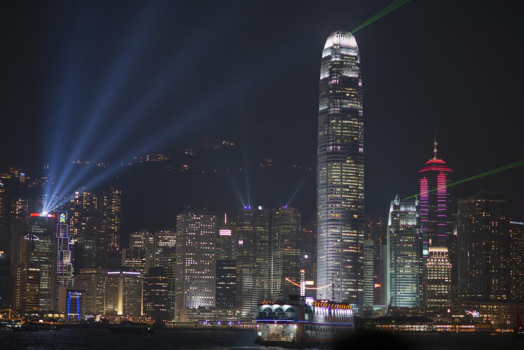 City of Hong Kong (Barbara Willi/Flickr)