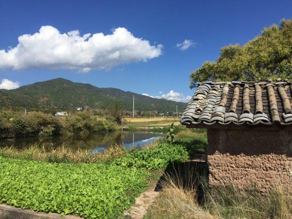 Shi Xi Village, Yunnan, China. Photo: Tony Ying