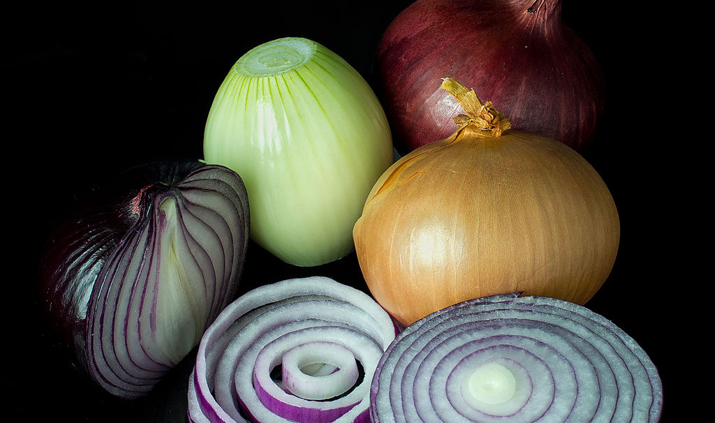 Onions are super for many things.
