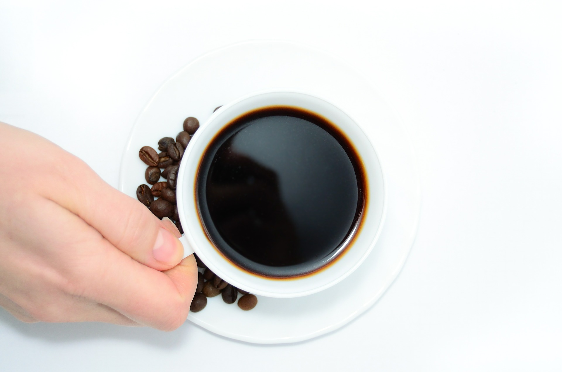 Coffee is the most commonly drank hot beverage worldwide. (Photo: Nikio/ Pixabay CC0)