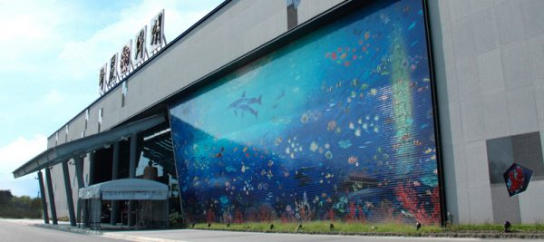 Established in 2013 , Chii Lih Museum-Taitung is the world's largest coral museum. (Image: Courtesy of Chii Lih Museum-Taitung )