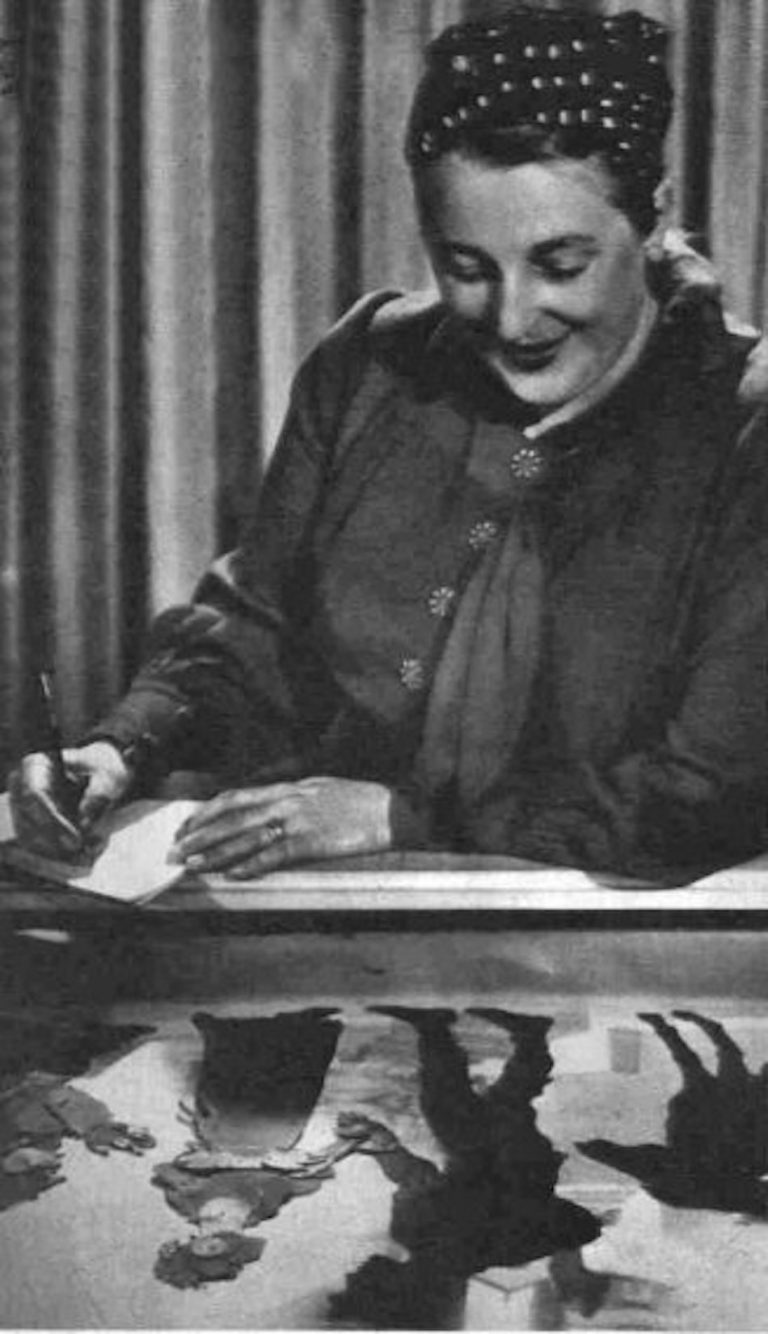 Lotte Reiniger - the pioneer of silhouette animation. (Image: Wikimedia Commons)