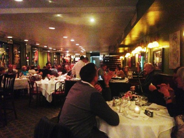 La Rivista & Broadway Joe Steak (Image: Vision Times)