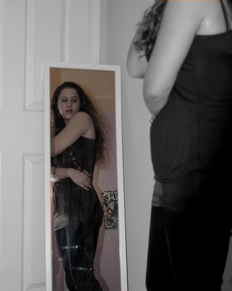 When Sylvia understood more about eating disorders, the way she looked at herself changed.