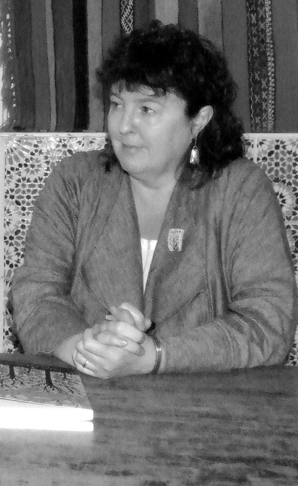 Portrait of Poet Carol Ann Duffy in 2009. (Image via Wikimedia Commons)