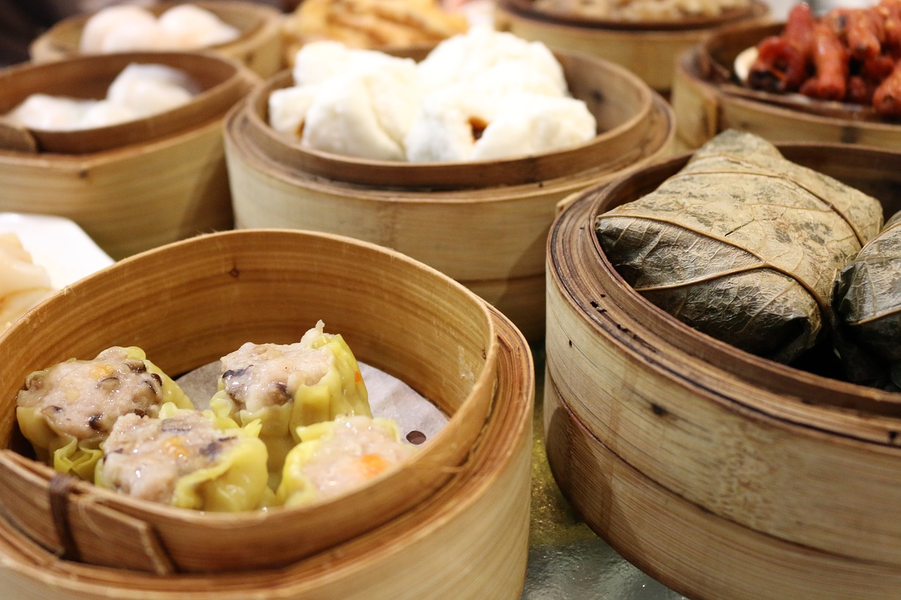 In Chinese culture, food, and medicine are closely related. (Image: pixabay / CC0 1.0)