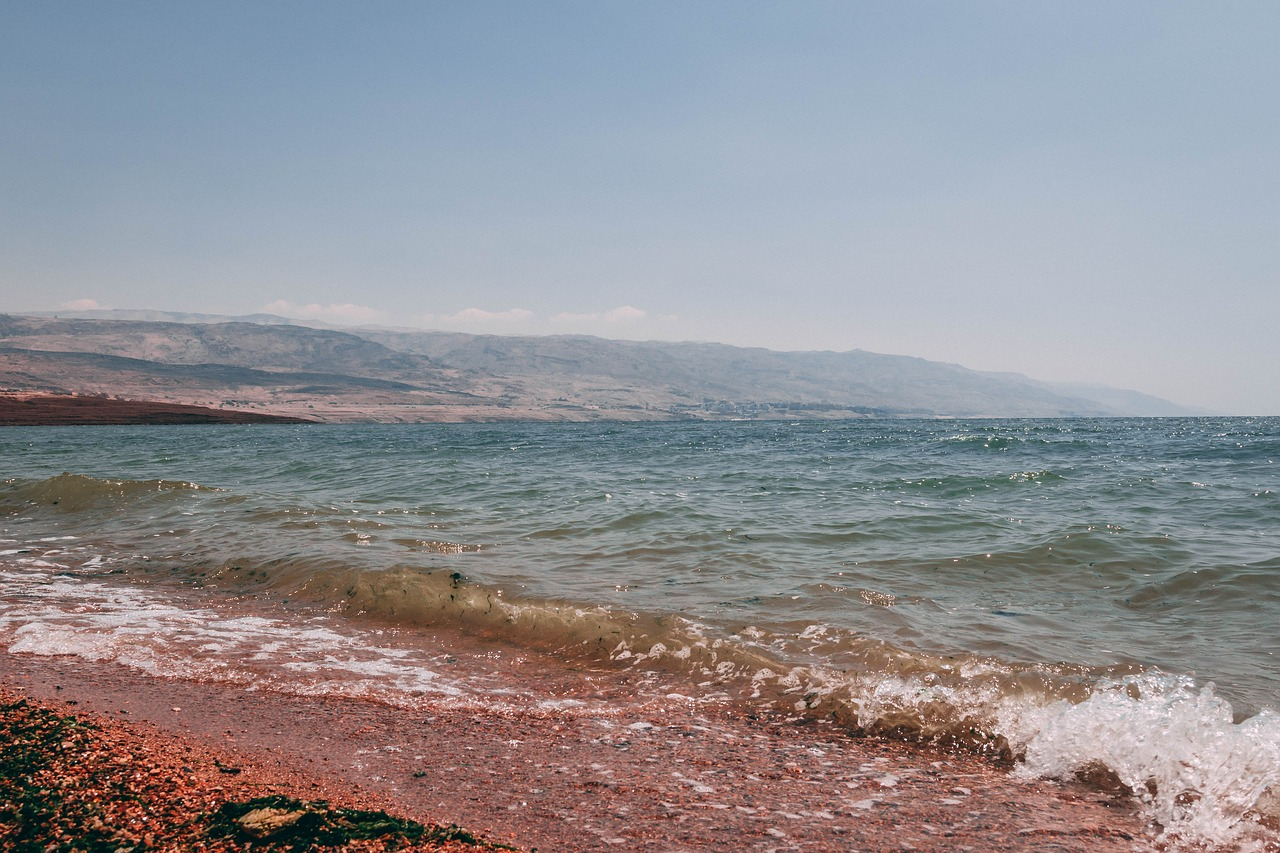 """Lop Nur is located in in the Xinjiang Uyghur Autonomous Region of China and is known as the """"Dead Sea"""". (Image: pixabay / CC0 1.0)"""
