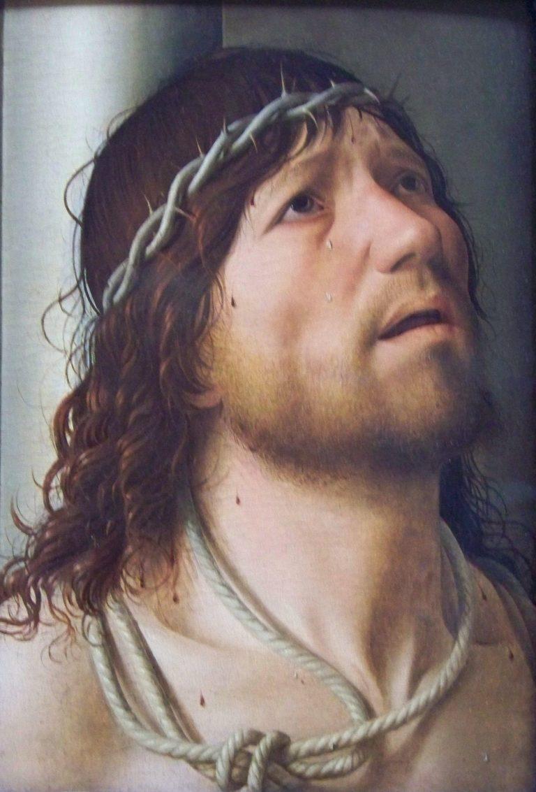 da Messina, Christ at the Column (Image: Rodney via flickr CC BY 2.0 )