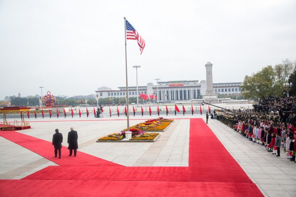 However, it was Trump's friendly and accommodative attitude towards Xi took many China observers by surprise.(Image: flickr / CC0 1.0)