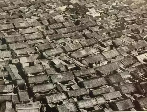 About 30 kilometers north of Guangzhou, a densely populated village. (Network picture)