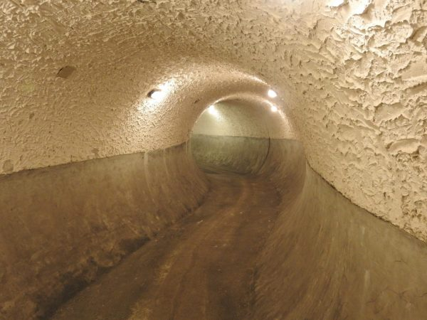 The Grand Hotel's two mysterious underground tunnels remain a curiosity. (Image: Juliet Fu/ Vision Times)