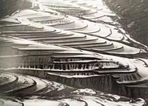 Gansu terraced fields. (Network picture)