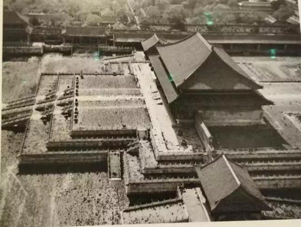 Palace of Supreme Harmony Palace. (Network picture)