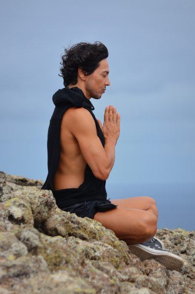Meditation can restore the body to its optimal condition and enhance the functions of the internal organs. (Image: pixabay / CC0 1.0)