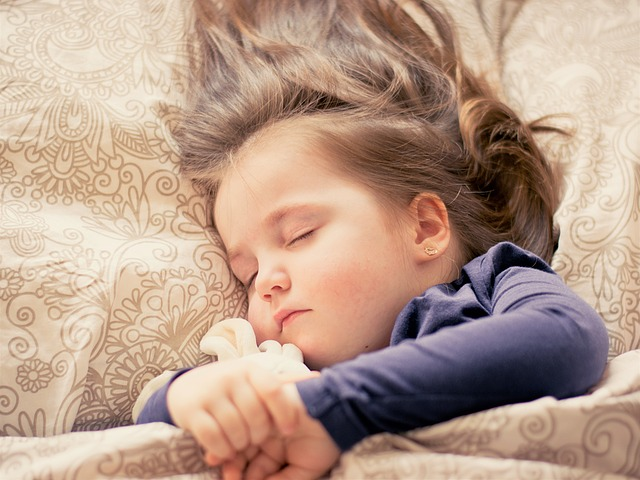 Sleep is essential for healthy living. (Image: via pixabay / CC0 1.0)