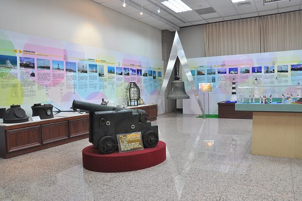 The Customs Museum is situated on the ground floor of the Customs Building in Taipei, Taiwan. (Image: Courtesy of Customs Administration, Ministry of Finance, Taiwan)