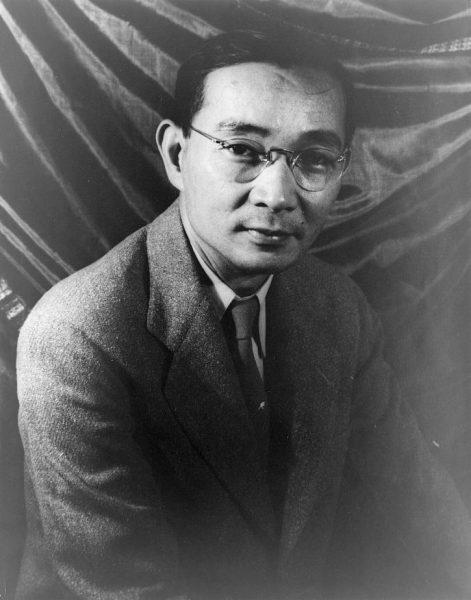 Lin Yutang (Image: wikimedia / CC0 1.0)