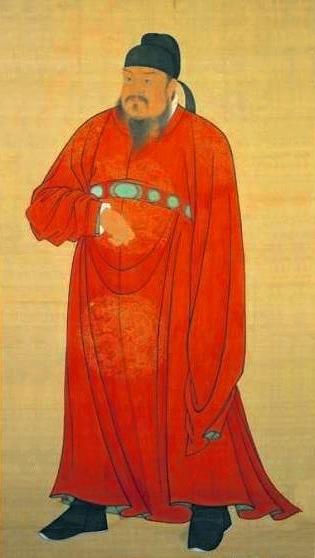 Emperor Gaozu of Tang. (Image: wikimedia / CC0 1.0)