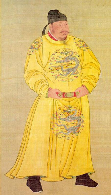 Emperor Taizong of Tang. (Image: wikimedia / CC0 1.0)