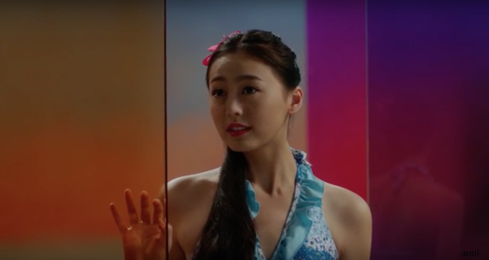 Yang Fudong's lyrical and dreamlike work in 'The Coloured Sky: New Women II.' (Image via ACMI YouTube/Screenshot)