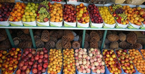 Feel free to vinegar any favorite fruit. (Image: pixabay / CC0 1.0)