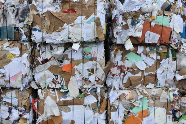 The ban extends to various recyclables including several plastics such as PET and PVC, certain textiles and mixed waste paper. (Image: pixabay / CC0 1.0)