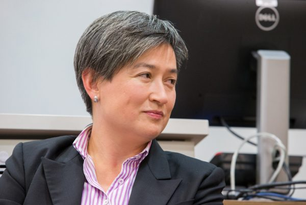 Senator Penny Wong (Image: Crawford Forum via flickr CC BY 2.0 )